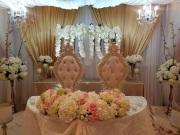 Head Table Set Up