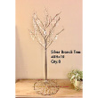 Graceful Silver Branch Tree 45Hx15