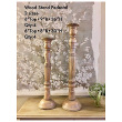 Stylish Wood Pedestal