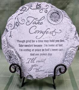 Take Comfort Stone