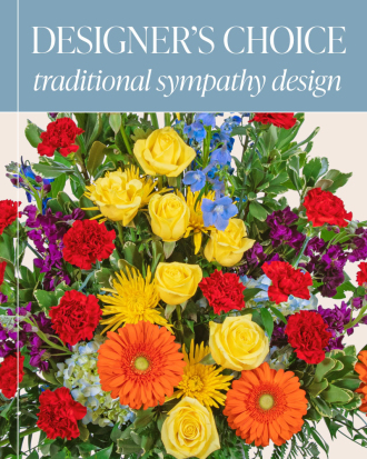 Designer's Choice - Traditional Sympathy Design