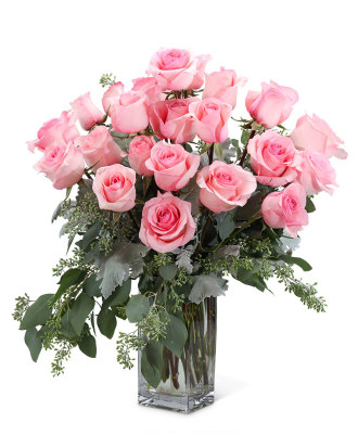 Pink Roses- 24