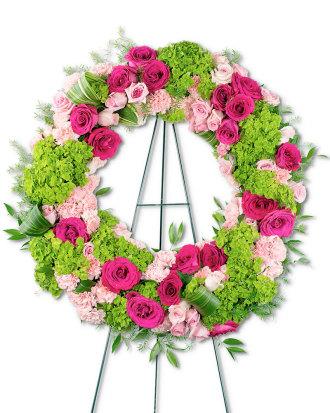 Eternally Grateful Wreath