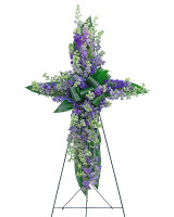 Larkspur Affinity Cross