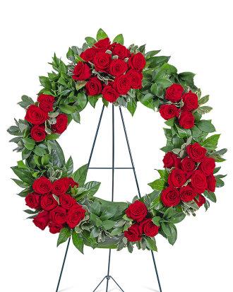Serene Sanctuary Wreath