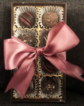 CODEN\'S GOURMET CHOCOLATE TRUFFLES