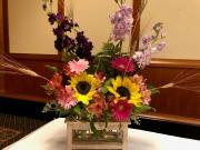 TRADE SHOW FLOWERS