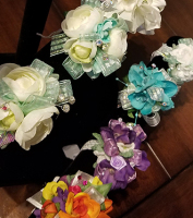 Father Daughter Dance Wrist Corsages