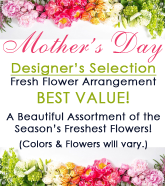Order unique bouquet of spring flowers such as tulips, daffodils, gerbera daisies, iris, lilies, hydrangea & daisies, Sunnyslope Floral Florist