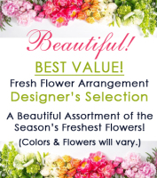 BEST VALUE! Premium Designer's Selection Bouquet