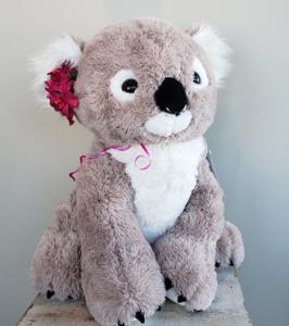SYDNEY - A HUGE Plush Koala - 22 inches Tall!