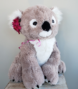 SYDNEY - A HUGE Plush Koala - 22 inches Tall!
