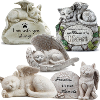 Memorial Keepsakes for the Death of a Cat with same day delivery in Grand Rapids MI