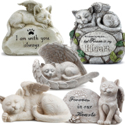 Remembrance Keepsakes for the Death of a Cat