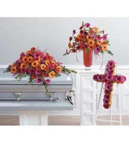 Flores de pedido para funeral Grand Rapids, Holland, Zeeland, Grandville, Wyoming MI, Sunnyslope Floral Floristeria en Grand Rapids MI