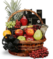 Find fruit & gourmet food packages for same day delivery to the home or business with Sunnyslope Floral, your local delivery specialists