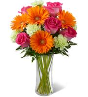 My Beautiful Valentine! Flower Bouquet