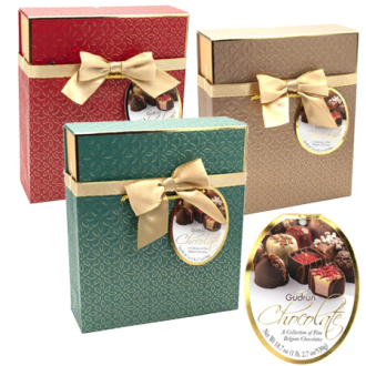 Gift Box of Chocolates for same day delivery in Grand Rapids area by Sunnyslope Floral , The Grand Rapids Florist