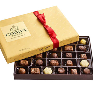Godiva Chocolates - 26 Piece Box