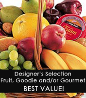 Fruit & Gourmet Seasonal Gift Package