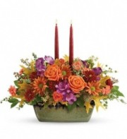 BEAUTIFUL IN BLOOM CENTERPIECE