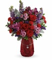 Delicate Heart Bouquet