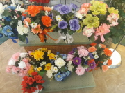 Cemetery Floral Vases
