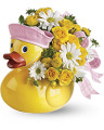 Teleflora Ducky Delight-Girl