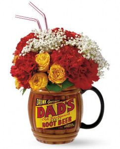 TF Rootin\' For Dad Bouquet