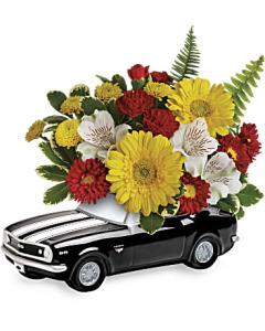 TF \'67 Chevy Camaro Bouquet