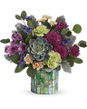TF Marvelous Mosaic Bouquet