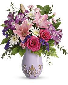 TF Lavishly Lavender Bouquet