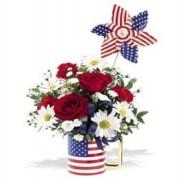 TF Spirit of America Bouquet