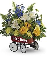 TF Sweet Little Wagon Bouquet
