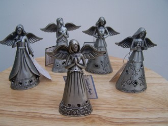 Small Tin Angels