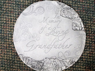 Grandfather Stepping Stone
