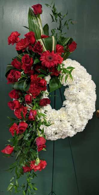 Forever Yours Wreath