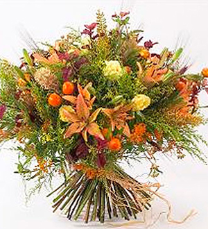 Wild Festive Bouquet