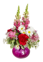 Roly Poly Bouquet