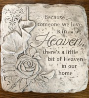 Heaven Plaque