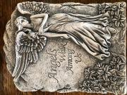 Angels Plaque