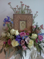 Special Tribute Arrangement