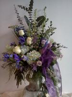 Lavender & Blue