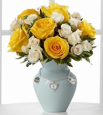 Baby Charmed vase