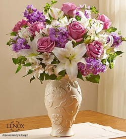 Loving Blooms in Lenox