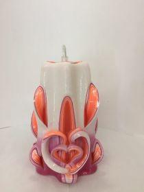 Sweetheart Candle