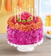 Birthday Bright Cake