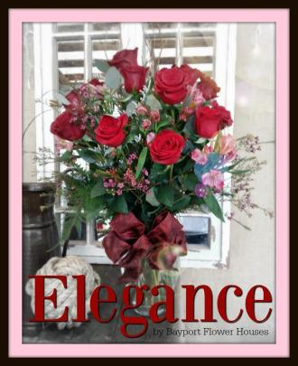 Elegance - Red Roses