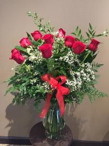 Dozen Long Stem Roses