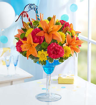 212 Floral Its My Birthday New York NY 10036 FTD Florist Flower